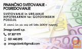 GOTOVINSKI - BANČNI KREDITI DO 35.000 EUR za dobo 10 let