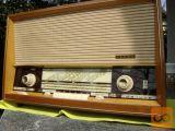 """Radio TRIGLAV """"De Luxe"""" z gramofonom star 60 let"""