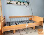 Električna negovalna postelja, s trapezom - Volker