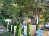 Piran Lucija kamp Lucija Prikolica z zemljiščem 100 m2
