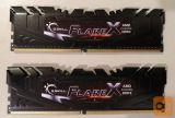 G.SKILL Flare X F4-3200C14D-16GFX 16GB (8GBx2) ddr4 RAM cl14