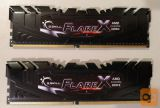 G.SKILL Flare X,F4-3200C14D-16GFX,2X8 RAM,3200MHz AMD CL14