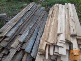 Deske iz starega hrastovega lesa